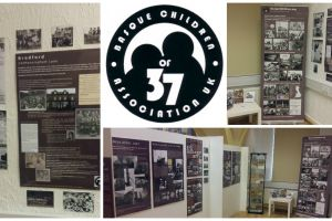 Basque Children in Yorkshire Exhibition